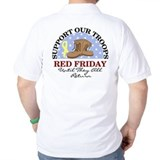 Support Red Friday (until they all return) T-Shirt