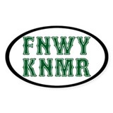 Fenway Kenmore Decal