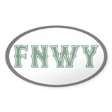 Fenway Decal