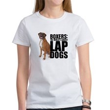 Boxer Lap Dog - Tee