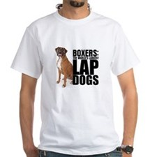 Boxer Lap Dog - Shirt
