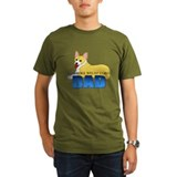 Pembroke Welsh Corgi Dad T-Shirt