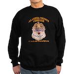 Alameda County Coroner Sweatshirt (dark)