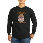 Alameda County Coroner Long Sleeve Dark T-Shirt