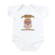 Alameda County Coroner Infant Bodysuit