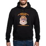 Alameda County Coroner Hoodie (dark)