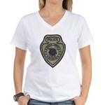 Broken Arrow Police Women's V-Neck T-Shirt