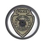 Broken Arrow Police Wall Clock