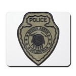 Broken Arrow Police Mousepad