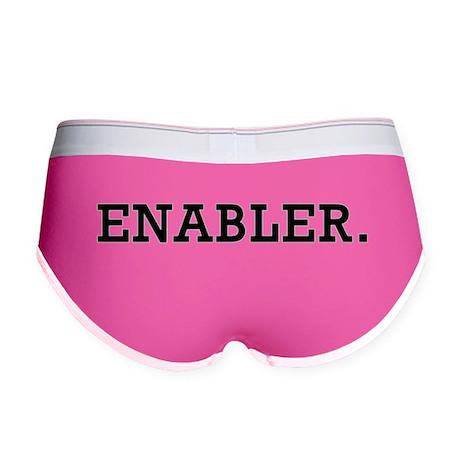 Enabler Women's Boy Brief