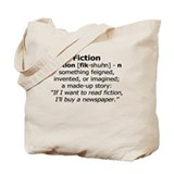 The Meaning of Fiction Tote Bag
