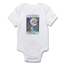 Cool Wiccan Infant Bodysuit