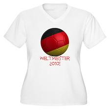Weltmeister 2010! T-Shirt