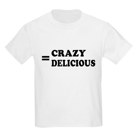 = Crazy Delicious Kids T-Shirt