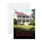Rusticatio Greeting Cards (Pk of 10)