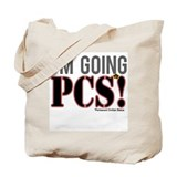 Going PCS! Tote Bag
