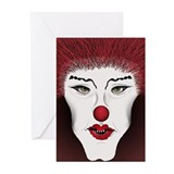 Beauty in Red Greeting Cards (Pk of 10)