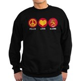 Peace Love Suomi Sweatshirt