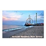 Seaside Heights Postcards (Package of 8)