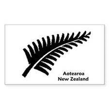 New Zealand (Fern) Decal