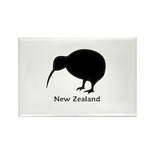 New Zealand (Kiwi) Rectangle Magnet