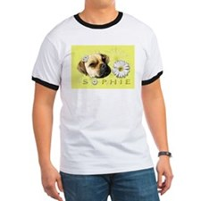 Sopie Puggle Yellow T