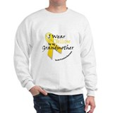 Yellow for Grandmother Sweatshirt