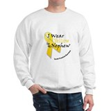 Yellow for Nephew Sweatshirt