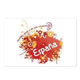 ESPA&#209;A Postcards (Package of 8)