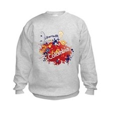 COLOMBIA RETRO Sweatshirt