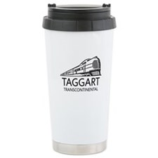 Taggart Transcontinental Ceramic Travel Mug