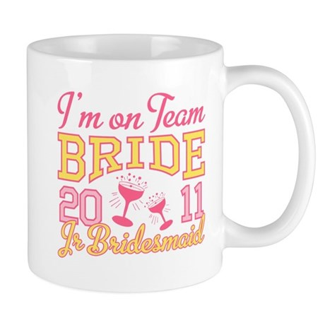 Champagne Jr Bridesmaid Mug