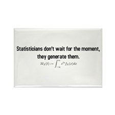 Statisticians don't wait for the moment ... Rectan