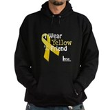 Yellow for Friend Hoodie