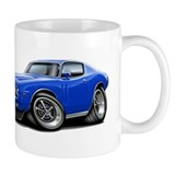 1971-72 Charger Blue Car Mug