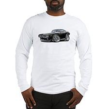 Charger Black-White Car Long Sleeve T-Shirt