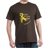 Yellow for Grandpa T-Shirt