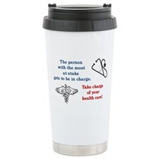 Take Charge Ceramic Travel Mug
