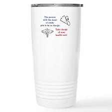 Take Charge Travel Mug