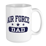 Air Force Dad Ceramic Mugs