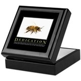 Dedication Keepsake Box