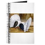 Saddle Fantails Journal