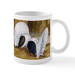 Saddle Fantails Mug