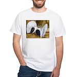 Saddle Fantails White T-Shirt
