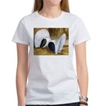 Saddle Fantails Women's T-Shirt