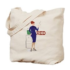 Mad Men Red Tote Bag