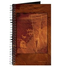 Pencil Point Petroglyph Journal