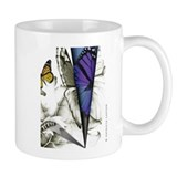 Saxton illustration Small Mug (11 oz)