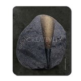 "Pencil Point ""Creativity"" Mousepad"