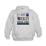 Berlin Brigade 4th BN 502nd I Hoody